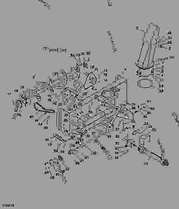 ford 7610 wiring diagram