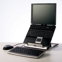 laptop stand portable desk - Review and photo