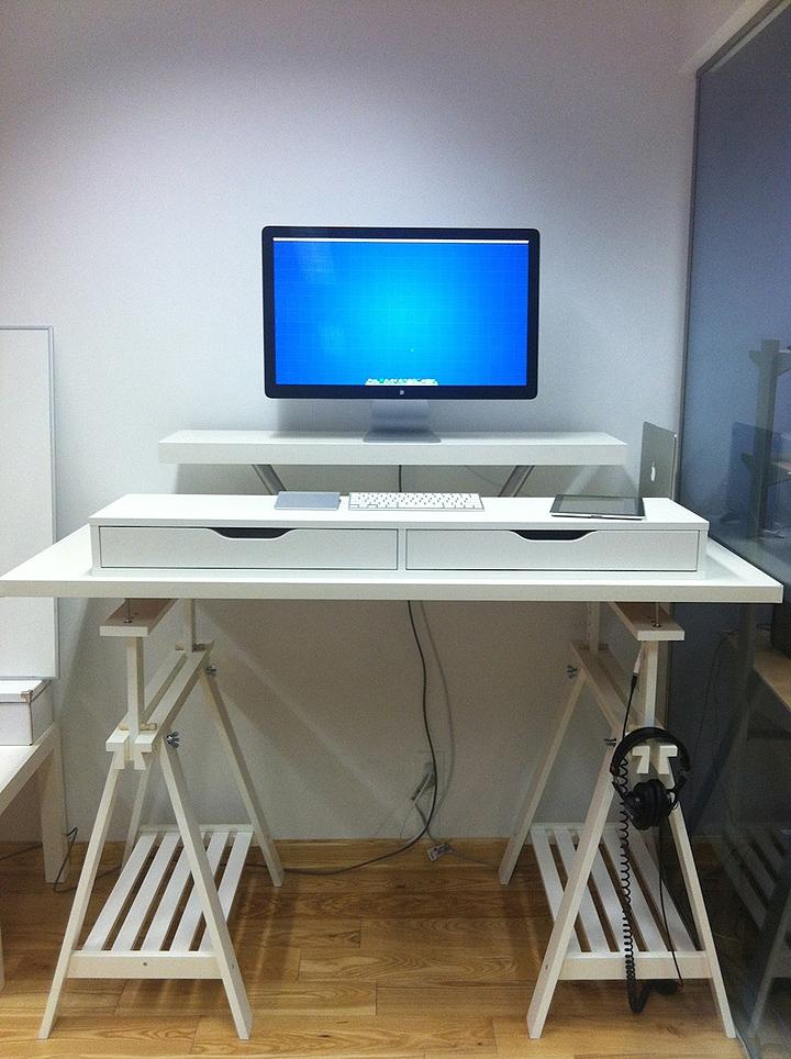 Office Desks At Ikea Example