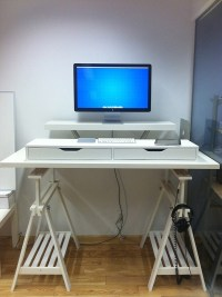 ikea office desks for sale - Review and photo