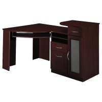 Computer table furniture design - Review and photo