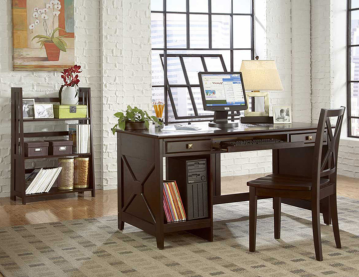 Home office desk for living room - Review and photo - desk in living room