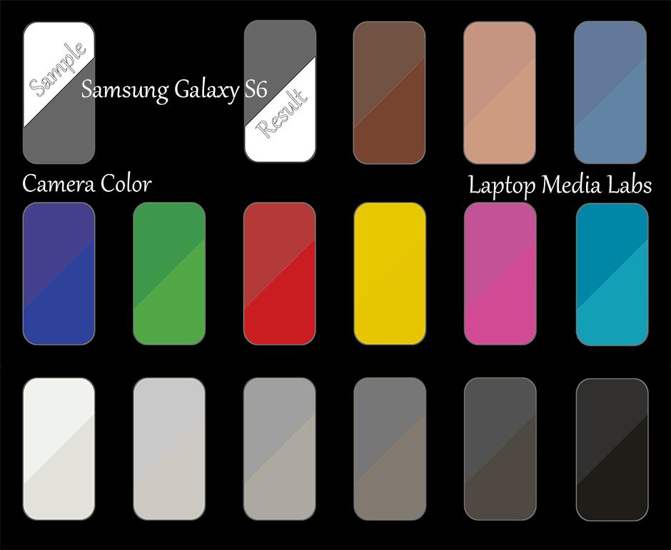 E-CameraColor-Samsung Galaxy S6