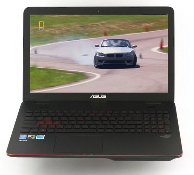 ASUS G551J Video Playback