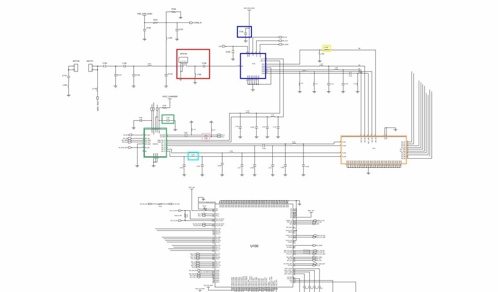 samsung diagrams schematics s