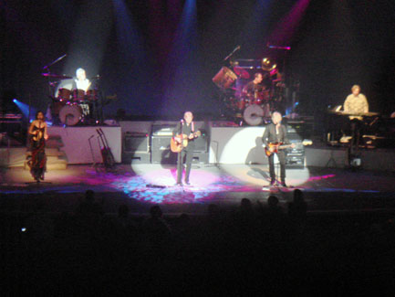Moody Blues Concert 1