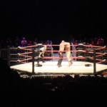 Rellik vs. Eric Young TNA Wresting