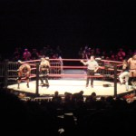 Rhino and Traci Brooks vs. James Storm and Jacqueline