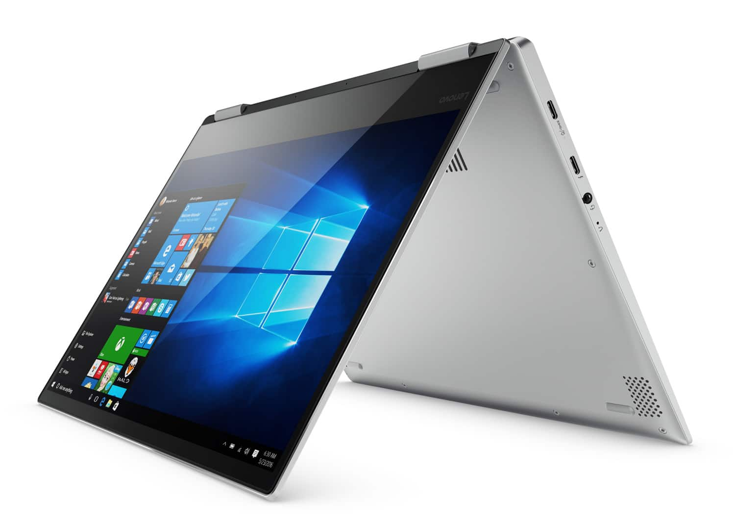 Tablette Tactile 13 Pouces Lenovo Yoga 720 13ikbr Ultrabook 13 Pouces Tablette Full Ips Quad
