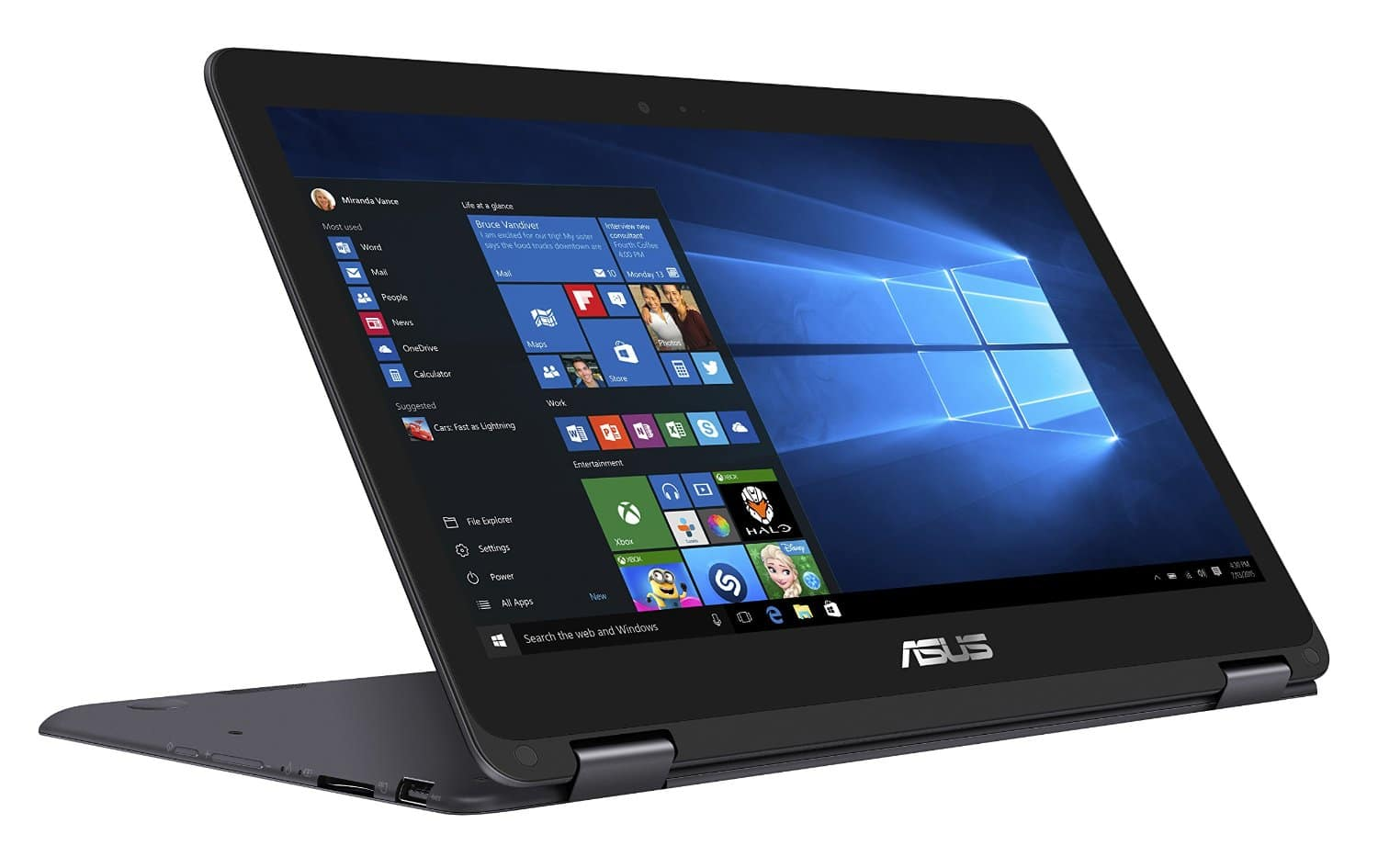 Tablette Tactile 13 Pouces Asus Zenbook Ux360ca C4017t Ultrabook 13 Pouces Tactile Tablette