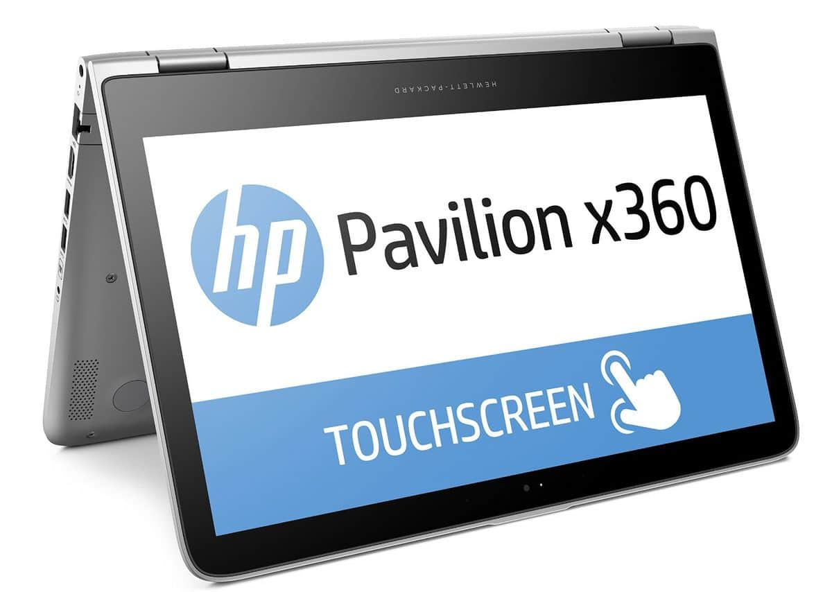 Tablette Tactile 13 Pouces Hp Pavilion X360 13 S003nf Vente Flash 479 100 13 Pouces Ips