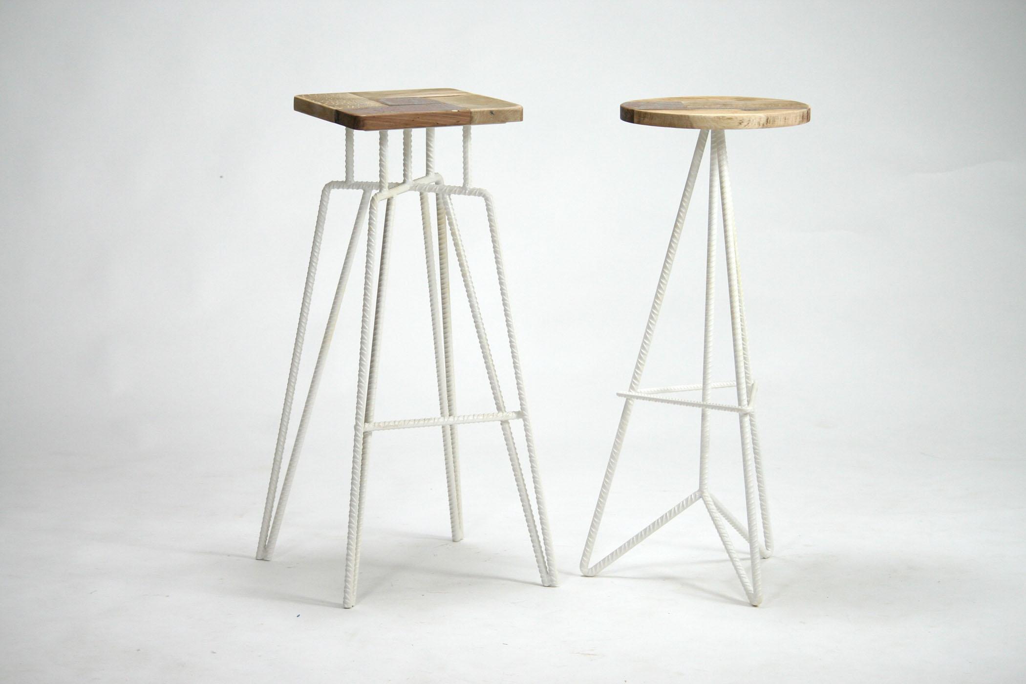 Sgabelli vintage usati tavolini usati vintage