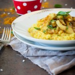 risotto basilic curry seiche2