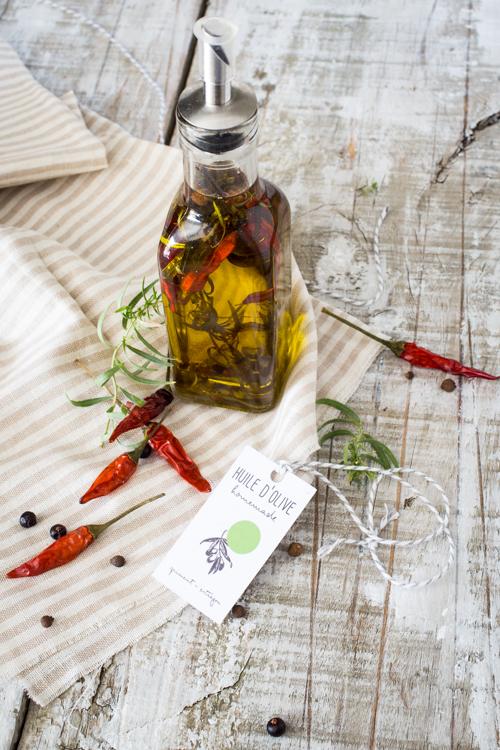 huiles parfumées-piment & estragon