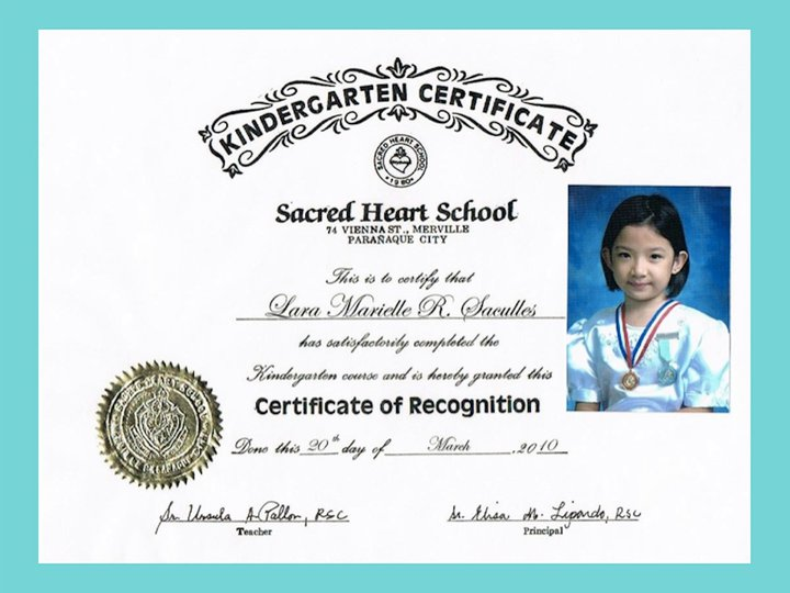 nursery graduation certificate - Intoanysearch