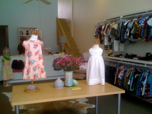 Bluebird Children's Resale Boutique on Larchmont