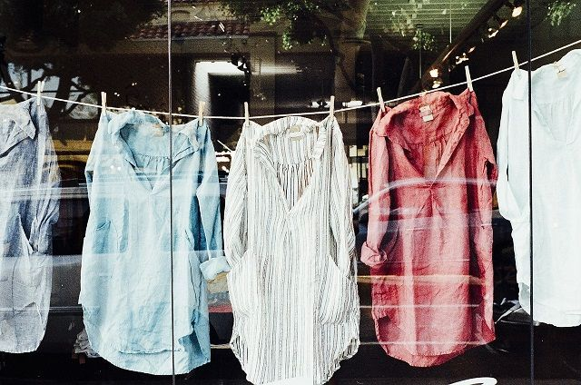 ropa-tendida