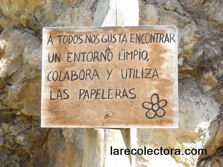 Imagen: RECOLECTORA. Tomada en la Sierra de Segura (Jaén)