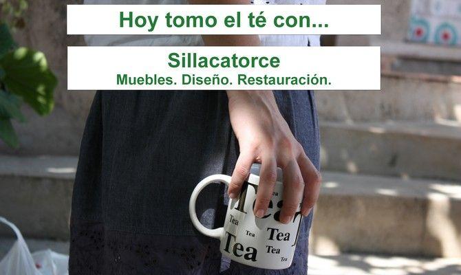 Hoy tomo el té con Sillacatorce. Entrevista.