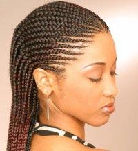 Cornrows Raleigh NC | La Reine African Hair Braiding