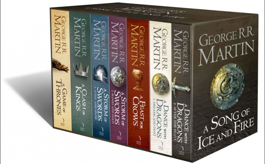 "Libros De 1 De La Eso Autor De ""game Of Thrones"" Pierde El Plazo Para El Libro"