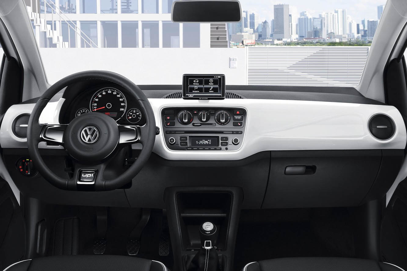 Interieur Vw Up Photo Volkswagen Up Interieur Exterieur Année 2011