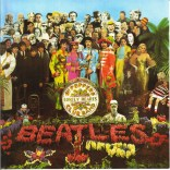 the beatles -sergeant pepper's lonely hearts club band