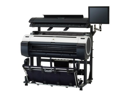 Large Format Continuous Feed Scanner
