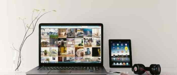Hier sehen sie die Einstellung, die die FritzBox gewählt hat. 4 weitere Geräte stören den Empfang. Quelle: Screenshot FritzBox Firmware