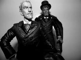 Dr. Jekyll and Mr. Hyde wax image by (Dominic/lariat)