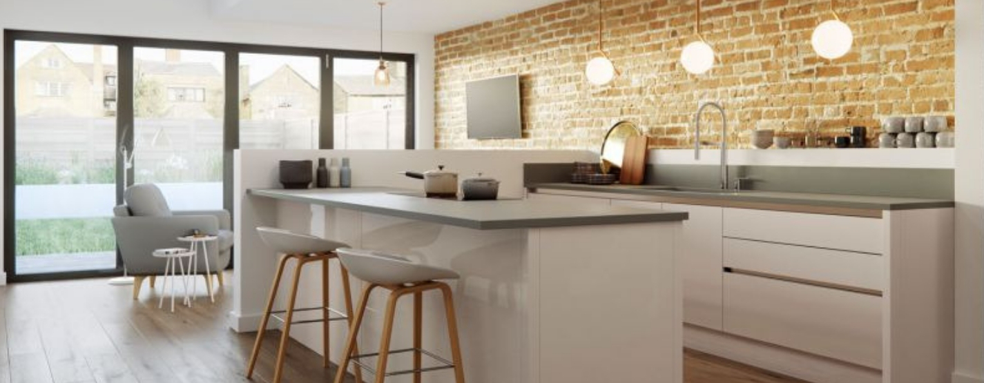 Kitchen Design Open Plan Open Plan Kitchen Ideas Lark Larks