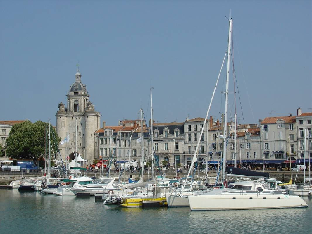 Hotel La Rochelle Port La Rochelle France Hotels Camping Photographs Panorama