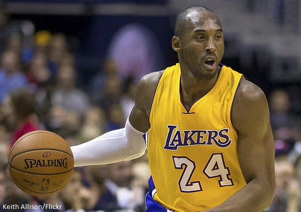 Kobe Bryant supports trading young Lakers for Anthony Davis Larry