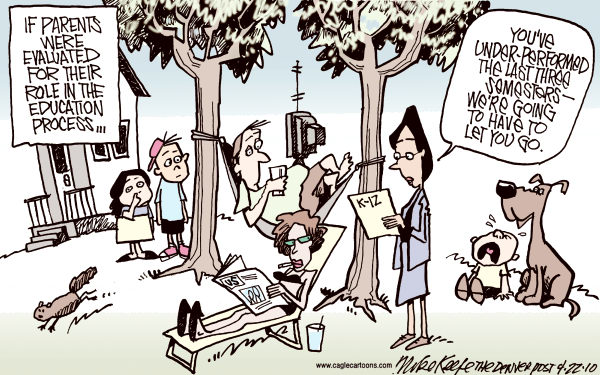 Accountability in Action - Cartoons National Education Policy Center