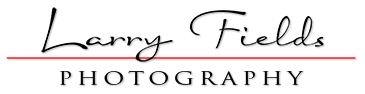 Larry Fields Photography Mobile Logo