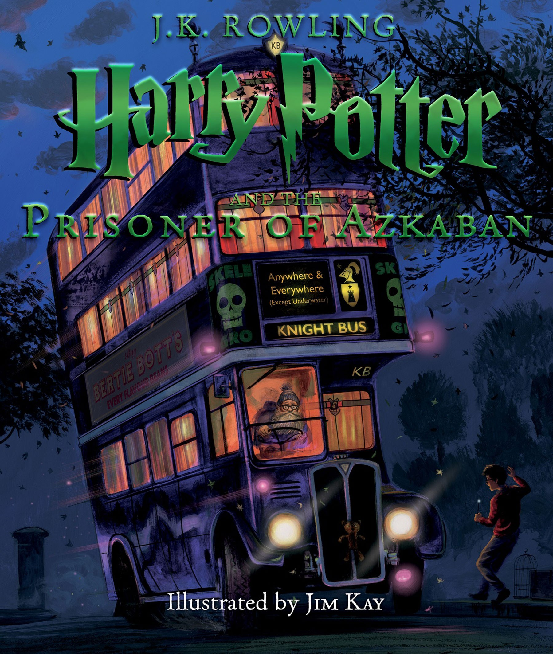 Harry Potter Libro Ilustrado Check Out The Cover Of Harry Potter And The Prisoner Of