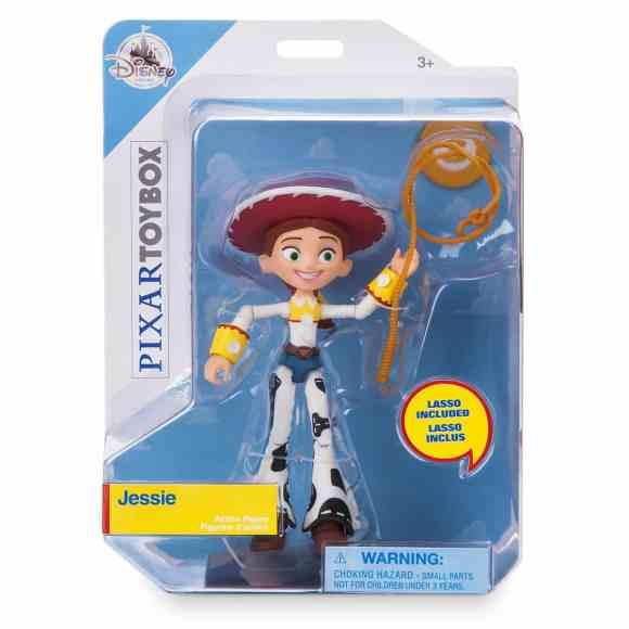 Toy Story Disney Infinity Style Toybox Action Figures