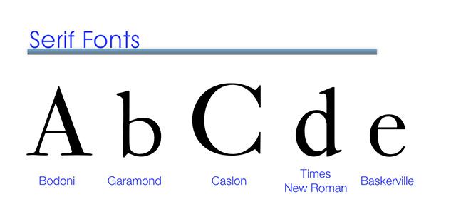 Pick Fonts for Emotion and Power Larry Jordan