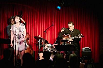 Photo of The Sara Gazarek Band with Hamilton Price, Zach Harmon, Larry Koonse