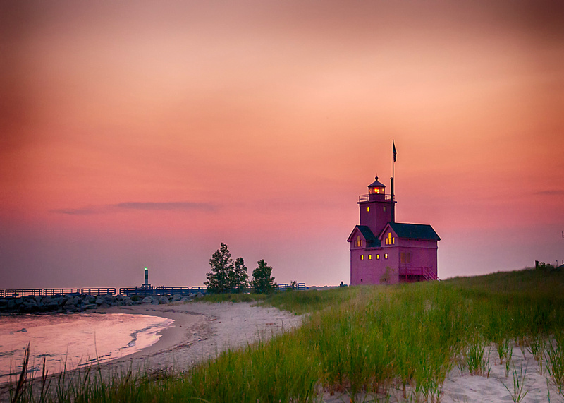 Lake Zurich Travel Larry Wilkinson Photography Great Lakes Lighthouses