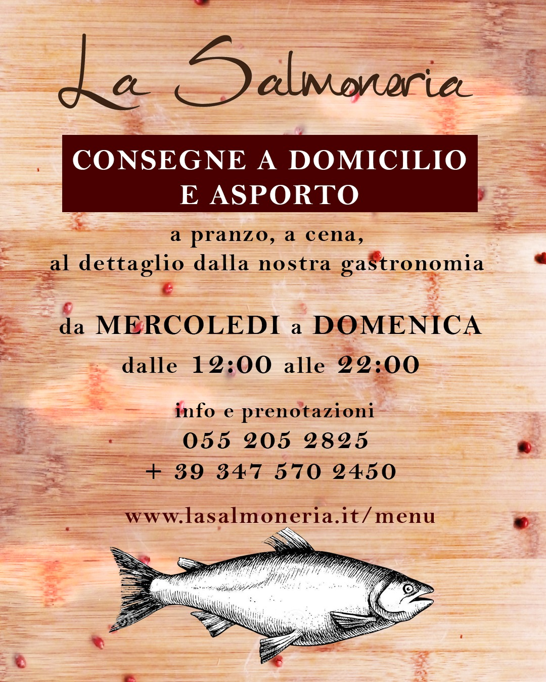 La Salmoneria It Sea Food
