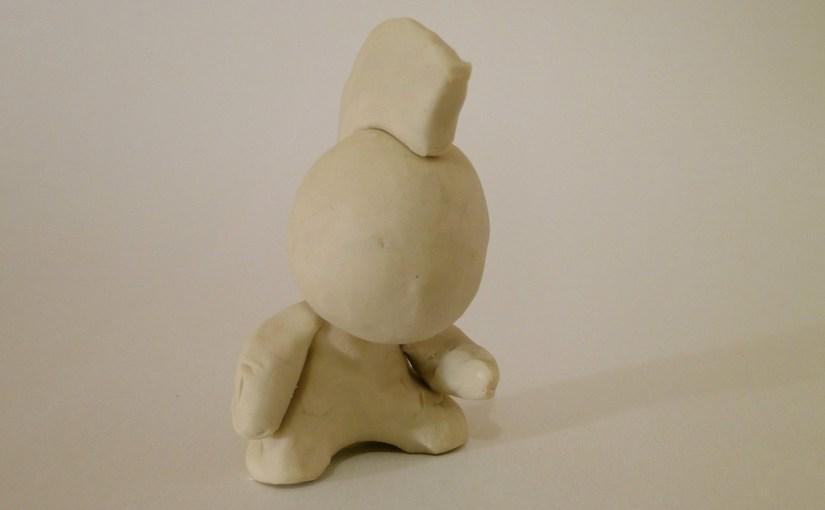 Un Art toys à imprimer en 3D