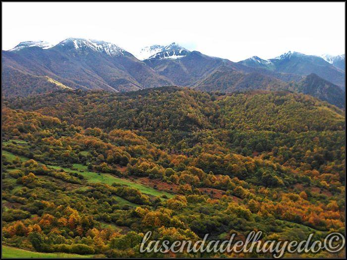 Valgrande en otoño, pura fantasía