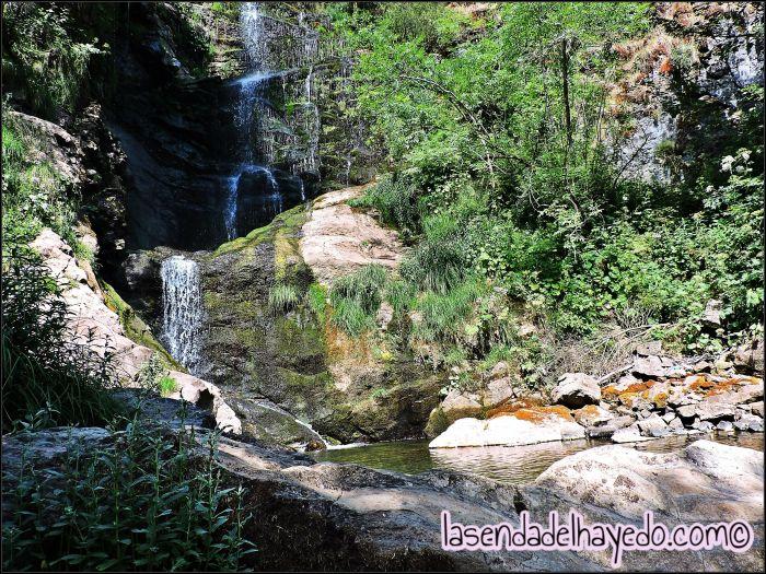 Cascada de Lumajo