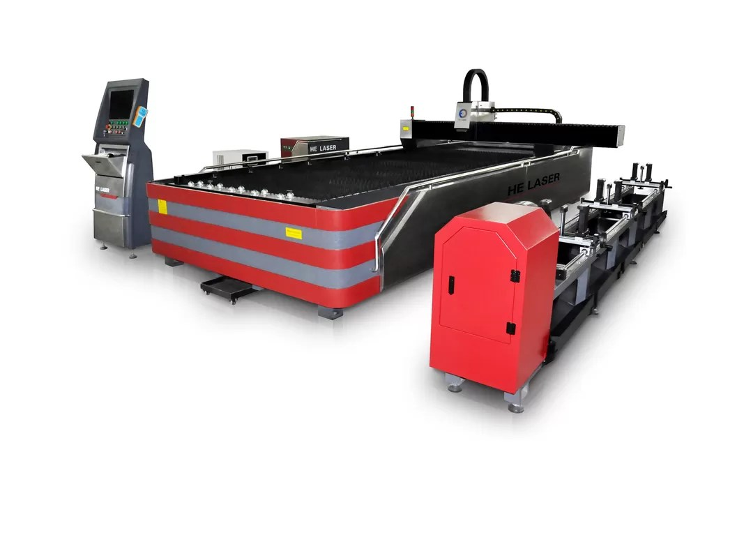 Laser Cutting Machine Metal Professional Tube Metal Laser Cutting Machine 500w Laser Cutter