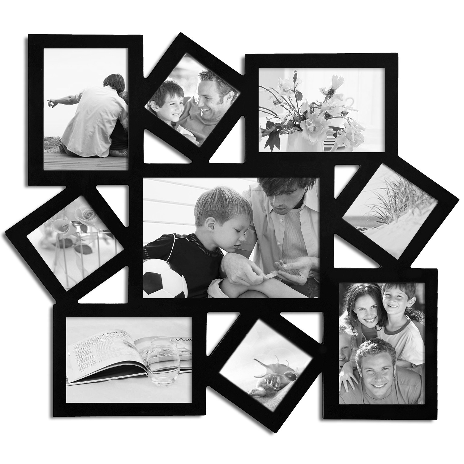 Collage Fotos Lasercuts Ltd Wooden Collage Frames