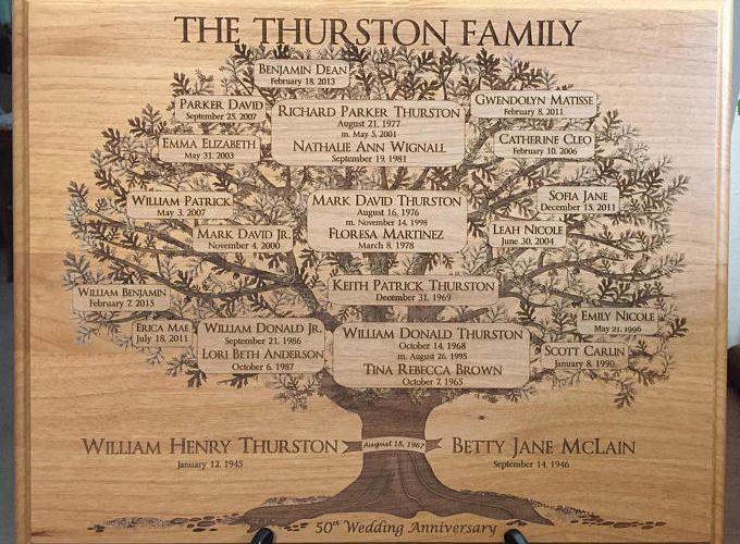 Family Tree Designs \u2013 LaserFairy Design  Printing Service