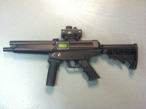 Hi-Tech Lasertag Equipment HT-5