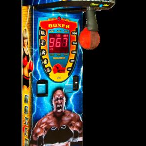 Boxer Modell Cube mit Aufklebern - Motiv Mann. Andere Motive erhältlich