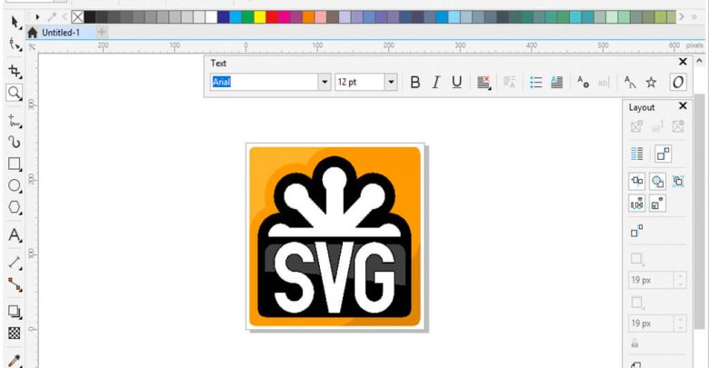 Scalable Vector Graphics (SVG) File - LaserGods